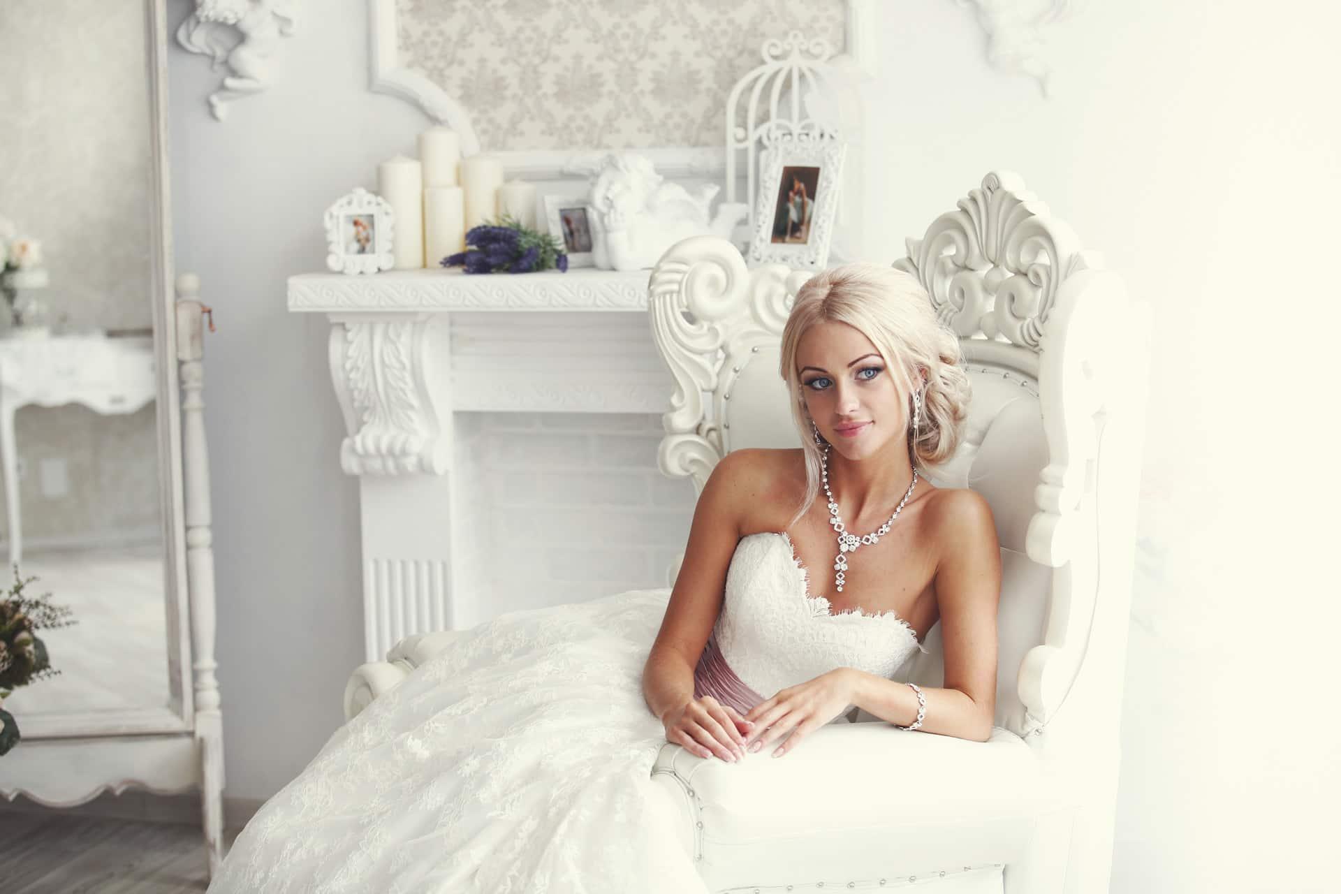 Sekrety udanego makijażu ślubnego