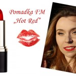 Ponadka FM w kolorze Hot Red