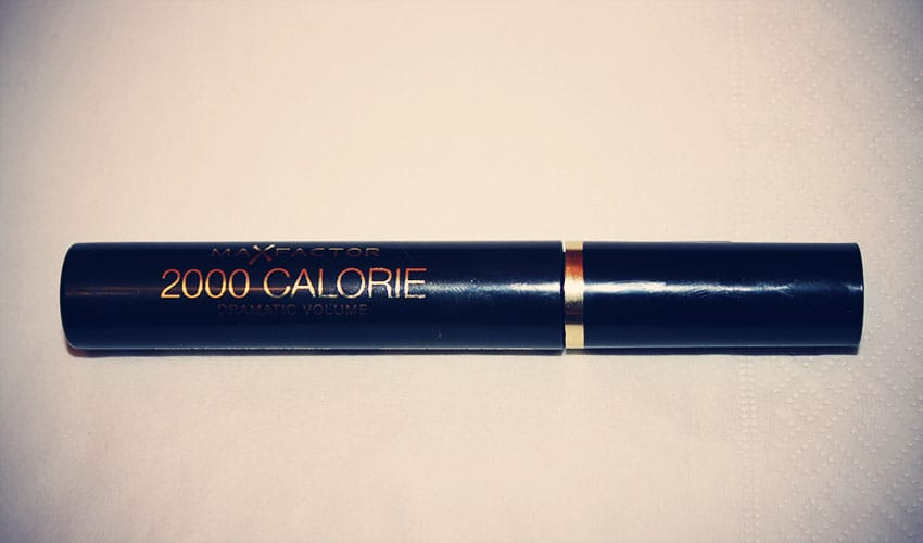Tusz do rzęs Max Factor, 2000 Calorie Dramatic Volume.
