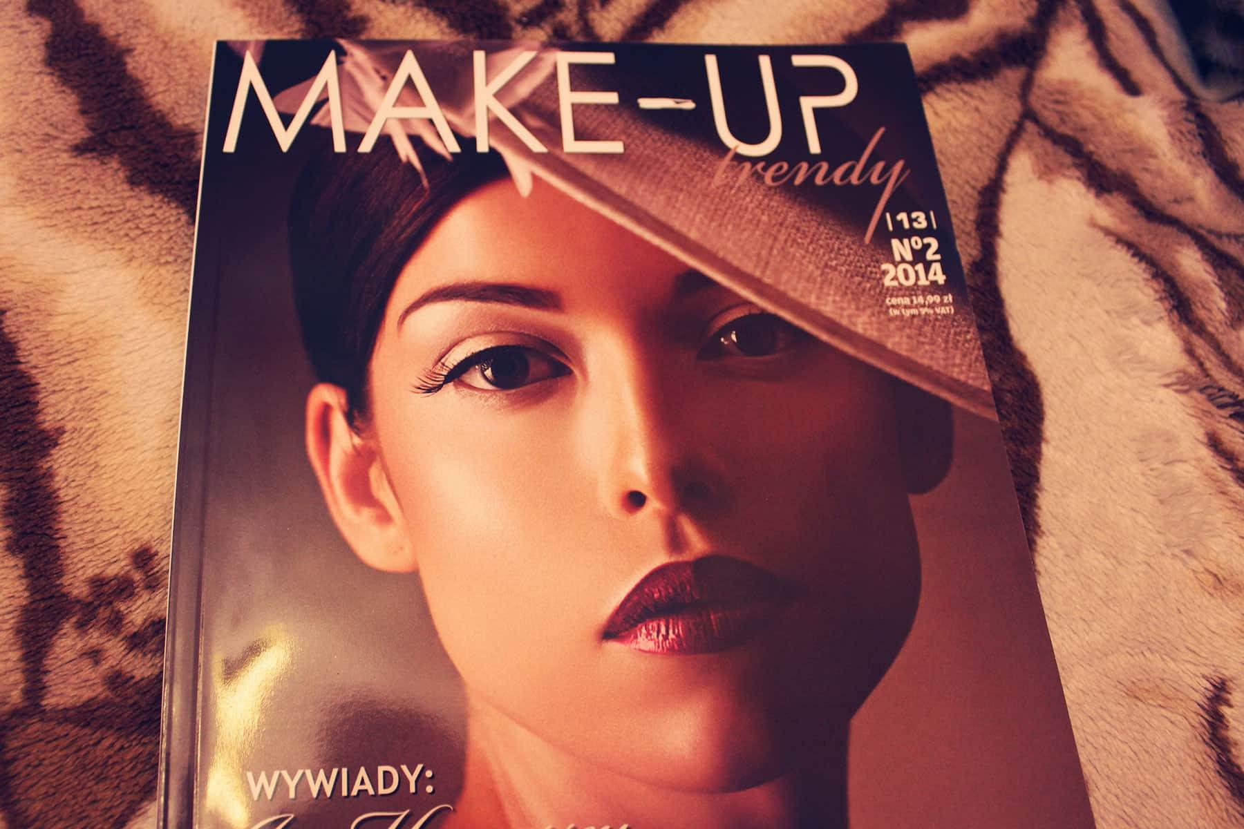 Ślubne trendy w makijażu.