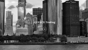 Quence Trading - wizytówka www