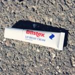 Blistex Lip Relief Cream.